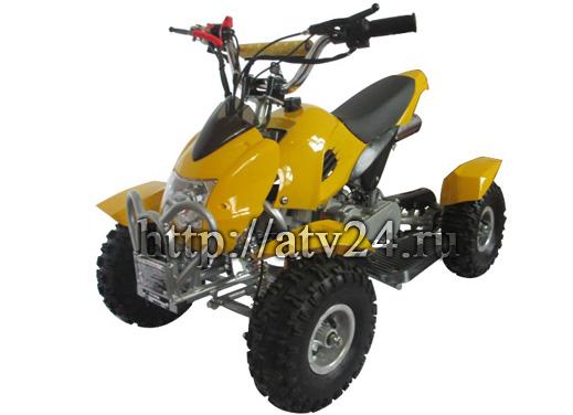 Электрический детский квадроцикл. Мини квадроцикл DS-ATV13