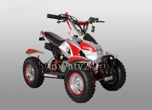 Электрический детский квадроцикл. Мини квадроцикл TERMIT MINI