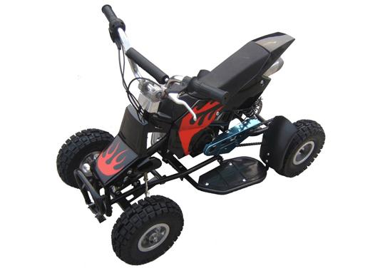 Бензиновый квадроцикл для детей от 3-х лет DS_ATV22B