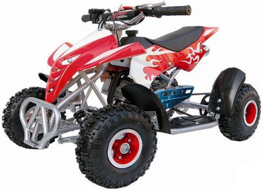 Купить в Санкт-Петербурге детский бензиновый квадроцикл DS-ATV22C
