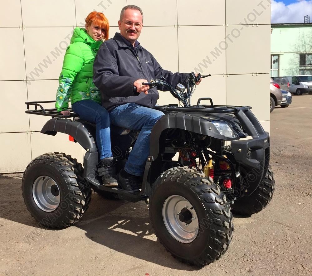 Купить в Санкт-Петербурге электрический квадроцикл BISON-800