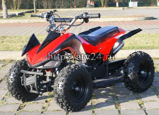 Купить в Санкт-Петербурге детский бензиновый квадроцикл RACER 49 6'