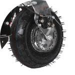 Пневматические колесо 10 дюймов на TANKO T17