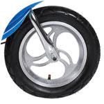 Пневматические колесо 12 дюймов на TANKO F8