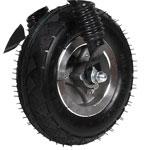 Пневматические колесо 10 дюймов на TANKO T12