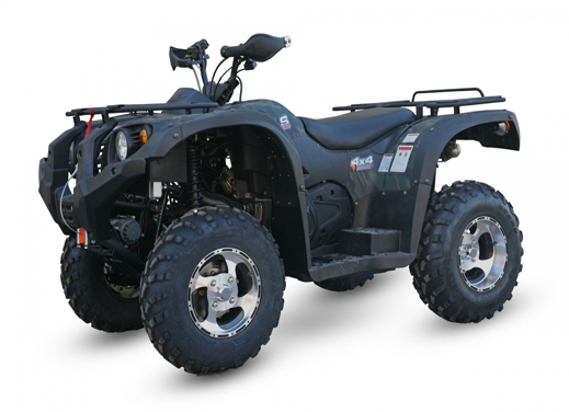 Бензиновый квадроцикл WELS ATV 400