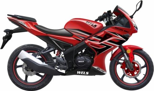 Мотоциклы WELS отличный выбор! Купить в Санкт-Петербурге на сайте atv24.ru