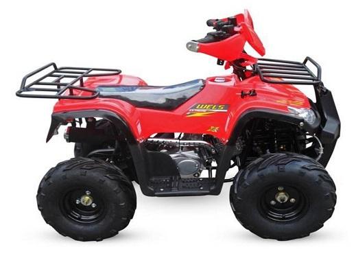 Детский квадроцикл WELS HS125 Vuoksa