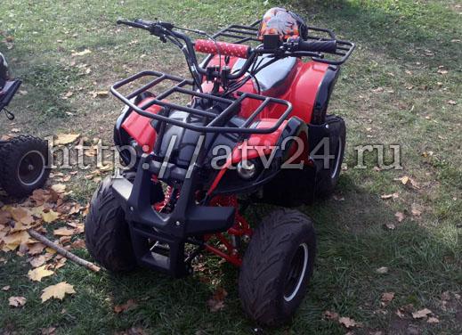 Детский бензиновый квадроцикл HUMMER 125cc 7'