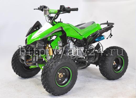 Детский бензиновый квадроцикл QUAKE 125cc 8'