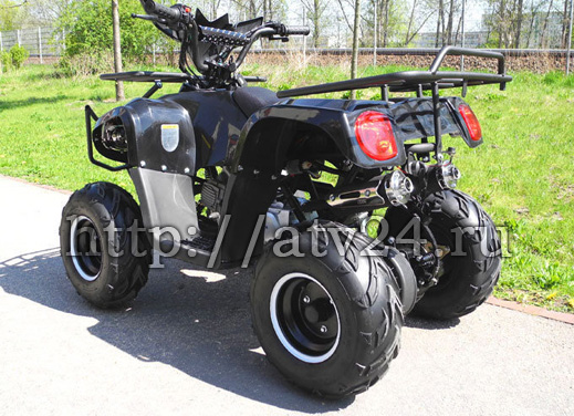 Детский бензиновый квадроцикл YETI 125cc 7'