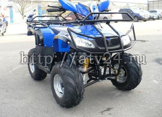Купить в Санкт-Петербурге детский бензиновый квадроцикл YETI 125cc 7'