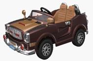 Купить в Санкт-Петербурге не дорогой детский электромобиль WELS TR1301R/C-12V