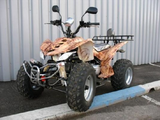 Квадроцикл Armada ATV150A с колесами на 8 дюймов