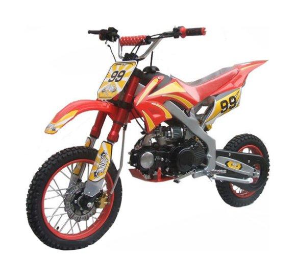Мини-мотоцикл питбайк armada pb125