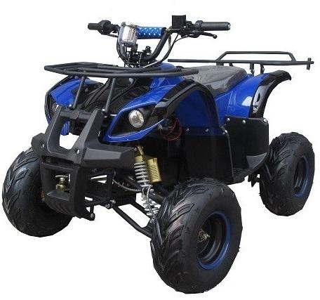 Электрический детский квадроцикл. Мини квадроцикл Sherhan 1000