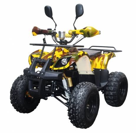 Электрический детский квадроцикл. Мини квадроцикл Sherhan 1000S