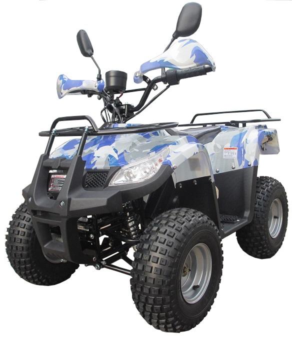 Купить в Санкт-Петербурге электрический детский квадроцикл SHERHAN 600