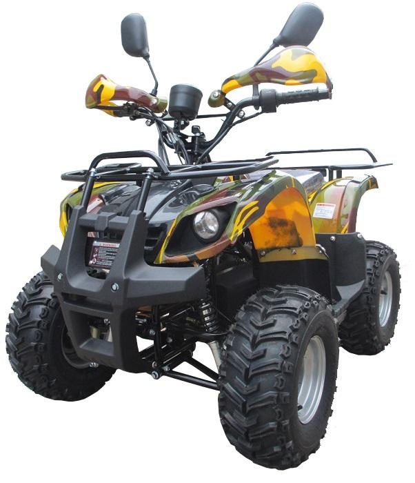 Электрический детский квадроцикл. Мини квадроцикл Sherhan 800