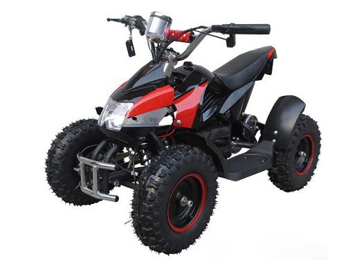 Купить в Санкт-Петербурге детский квадроцикл E-ATV Sherhan 100S