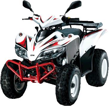 Купить в Санкт-Петербурге квадроцикл SYM QUADLANDER ATV-200