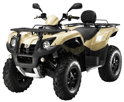 Купить в Санкт-Петербурге квадроцикл SYM QUADRAIDER-ATV600 LE