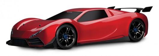 TRAXXAS XO-1 Самая быстрая радиоуправляемая модель суперкара. Разгон до 100 км/ч за 2,3 сек. Разгон до 160 км/ч за 4,9 сек.