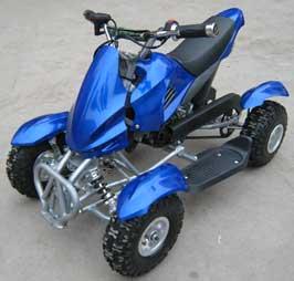 Купить в Санкт-Петербурге детский бензиновый квадроцикл DS-ATV12