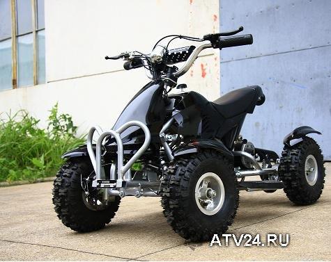 Электрический детский квадроцикл на аккумуляторе E-ATV CS-E9051