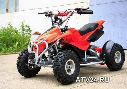 Электрический детский квадроцикл. Мини квадроцикл E-ATV CS-E9051