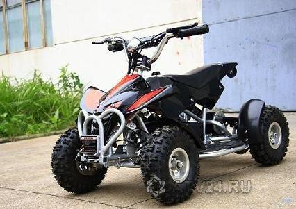 Электрический детский квадроцикл. Мини квадроцикл E-ATV CS E9052