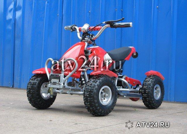 Электрический детский квадроцикл. Мини квадроцикл E-ATV CS-E9599