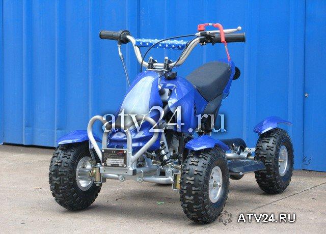 Электрический детский квадроцикл мини аккумуляторный модель E-ATV CS-E9599