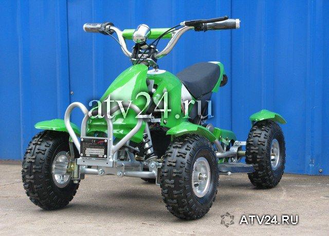 Электрический детский квадроцикл. Мини квадроцикл E-ATV CS E9613