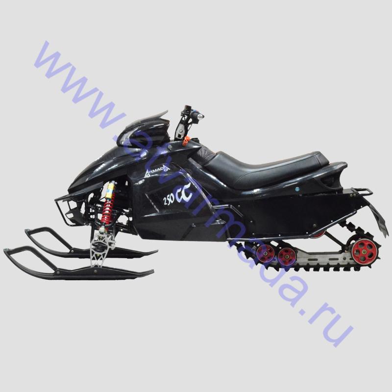 Купить в Санкт-Петербурге снегоход Armada PD250