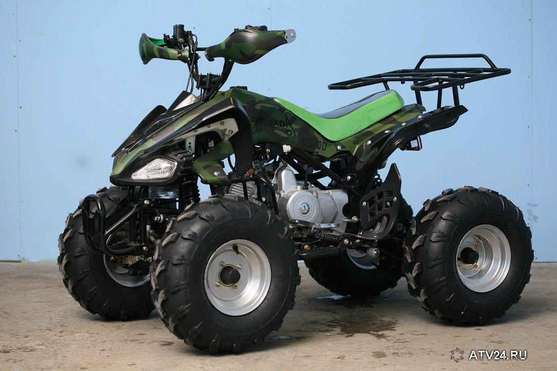 Электроквадроцикл детский 193