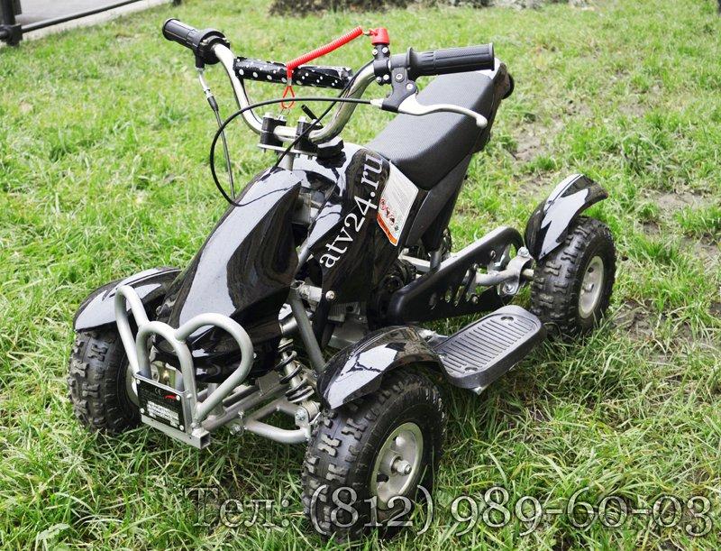 Детский электрический квадроцикл ATV12