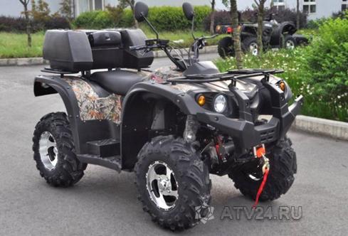 Бензиновый квадроцикл WELS ATV 500