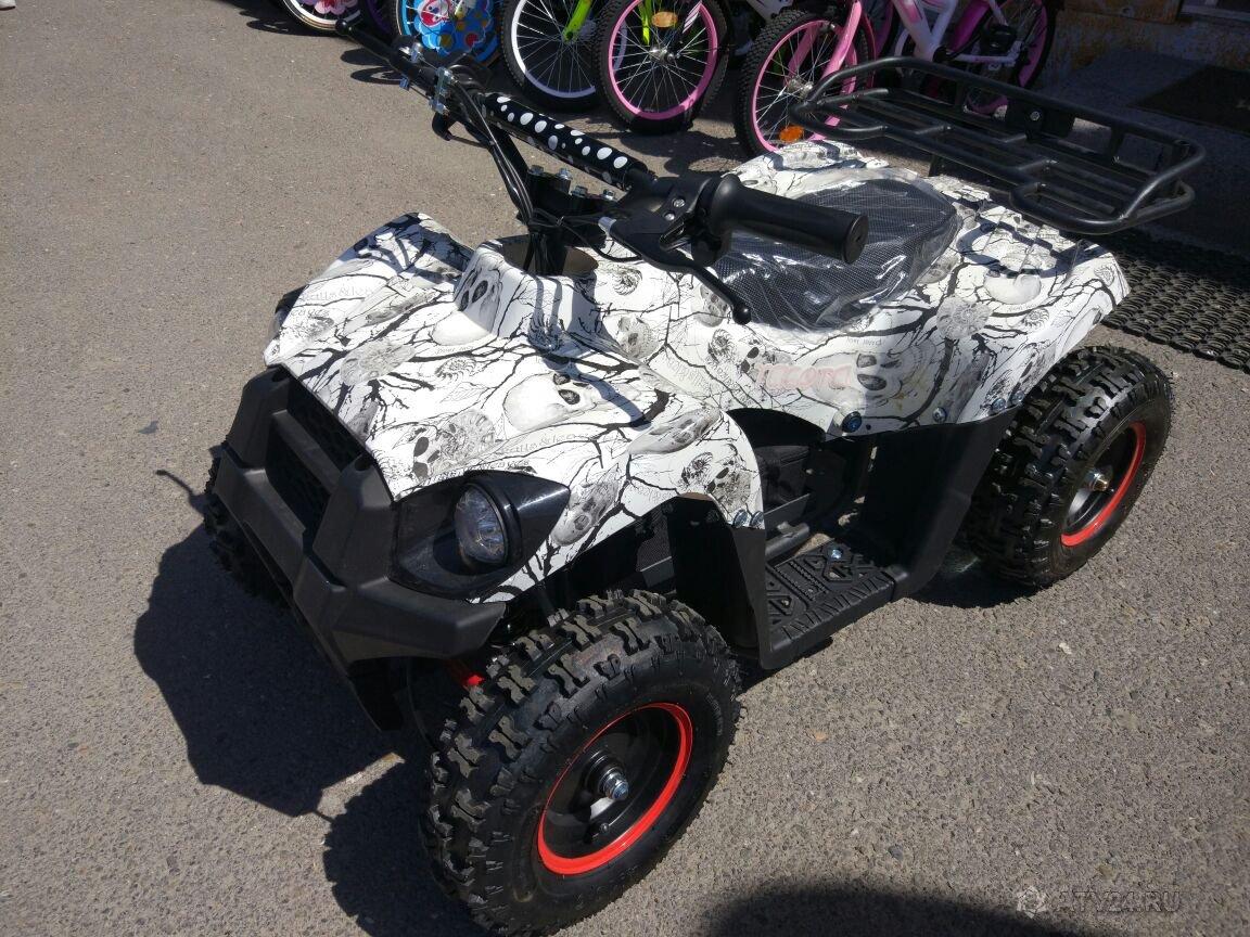 Детский квадроцикл электрический YAMAR 800 купить в Санкт-Петербурге!