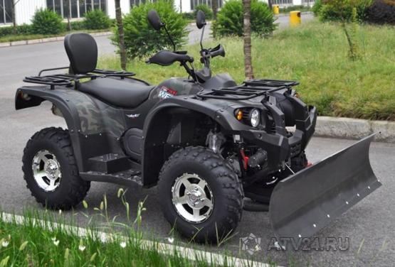 Купить в Санкт-Петербурге Квадроцикл WELS ATV800 EFI